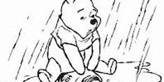 Winnie the pooh sad