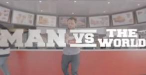"KFC's ""Man vs Word"" - voiced by Gord Laws"
