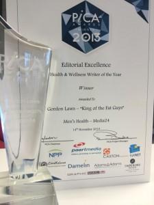 Gord Laws Pica Award