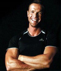 My trainer, Warren Germishuizen