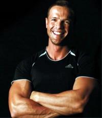 My trainer, Warren Germishuizen