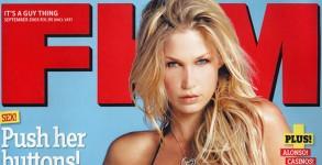 FHM Cover Carla La Reservee