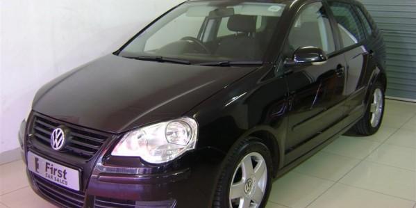 2007 VW Polo Comfortline 1.6