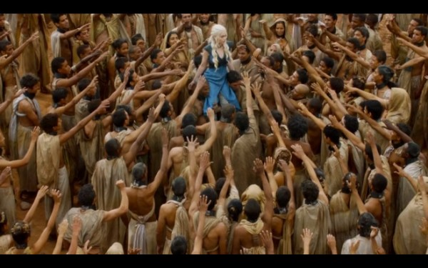 Slaves and Khaleesi