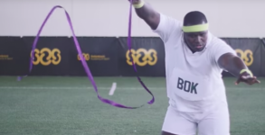 Springboks Olympic Good Luck Video