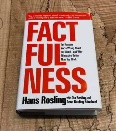 "Book Review: ""Factfulness"", by Hans Rosling"
