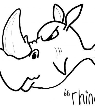 Toon: Rhinofish